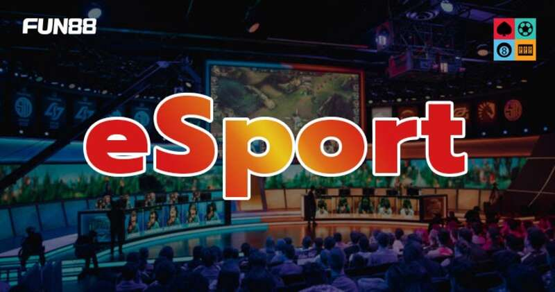 E-Sports Are Also Available with Sport Fun88