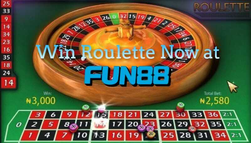 Roulette Strategy To Win Big in Fun88 India