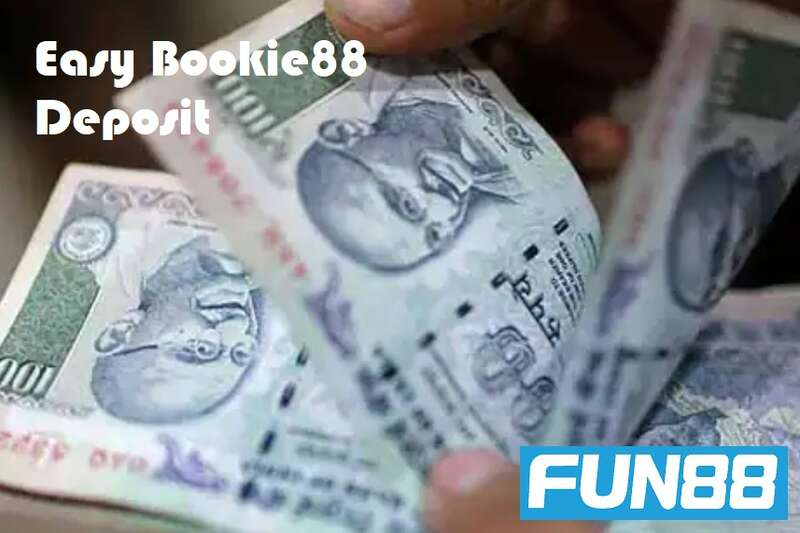 Transactions with Ease from Fun88 Bookie88