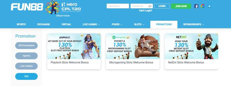 Join Fun88 Club - Tips to Win Online Slot Betting