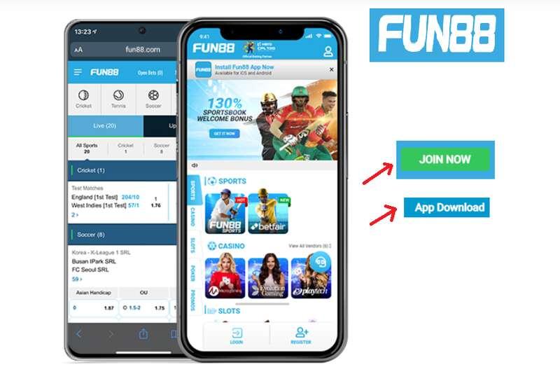 How to Enjoy the Portable FUN88 India App